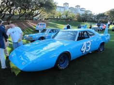 ◆Richard Petty Plymouth Superbird◆