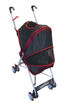 AmorosO 6171 Pet Stroller -- Read more  at the image link. (This is an Amazon affiliate link and I receive a commission for the sales and I receive a commission for the sales)