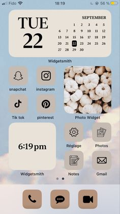Iphone Wallpaper App, Simple Acrylic Nails, Pinterest Photos, Homescreen, Snapchat, Ios, Instagram