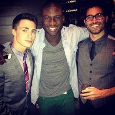 3 hot men