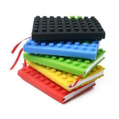 Lego notebook! need this! They also sell Iphone Ipod Ipad and samsung galaxy cases on amazon :)