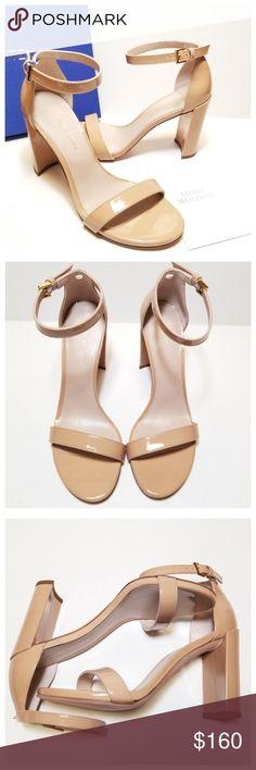 0d0d53d990 Stuart Weitzman - Walkway Adoani Leather Sandal Adoani leather sandal New  with box. Ankle strap with adjustable buckle closure.