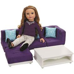 "Journey Girls Wooden Lounge Set - Toys R Us - Toys ""R"" Us"