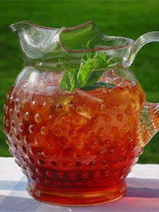 Cool Tea Ideas for Hot Summer Parties