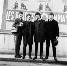 The Beatles, changed music as the world knew it.