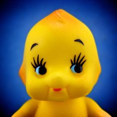 Yellow Kewpie Portrait — Original 1 of 1 Gallery Edition photograph by johnpurlia on Etsy https://www.etsy.com/listing/160886288/yellow-kewpie-portrait-original-1-of-1