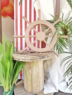 Nautical decor from