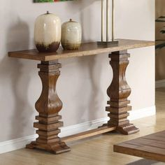 Occasional Group Sofa Table by Coaster