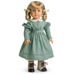 American Girl - Kirsten's Work Dress