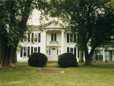 Historic Quot Elmwood Quot C 1863 Gallatin Tn Tennessee In
