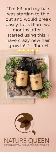 """""""My 92 year old mothers hair was all but gone. Switched to this shampoo and her hair is thick and healthy. ⭐⭐⭐⭐⭐ womens beauty tips Natural Hair Care, Natural Hair Styles, Long Hair Styles, Natural Shampoo, New Hair Growth, Hair Remedies, Natural Remedies, Herbal Remedies, Health Remedies"""