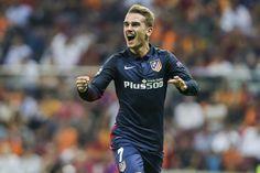 Atletico Madrid want €100m for Antoine Griezmann