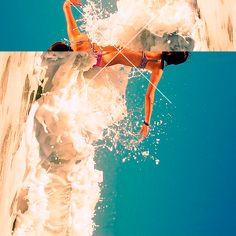 #ocean #waves @Marta Draper Draper Torredeflot