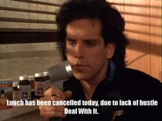 Best movie ever. Don't even try arguing with me :). #TonyPerkis #Heavyweights #ChildhoodMovie