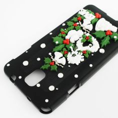 Christmas season~  smartphonecase handmade by  [DDPOP]