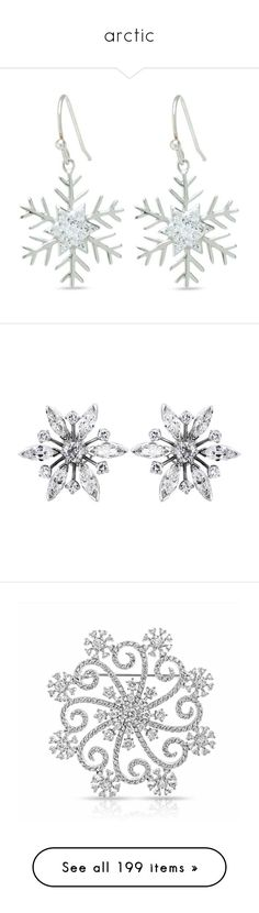 """""""arctic"""" by shazellove on Polyvore featuring jewelry, earrings, grey, silver plating jewelry, crystal drop earrings, crystal earrings, silver plated jewelry, earring jewelry, vintage jewelry and vintage diamond jewelry"""