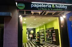 Inauguración papelería Alfil.be en Alfafar (Valencia)