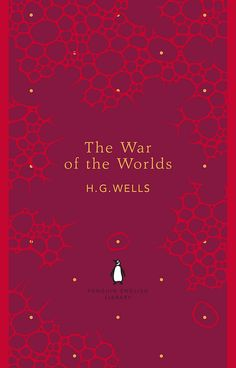 The War of the Worlds by H.G. Wells by Penguin Books UK, via Flickr
