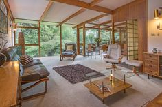 A Modernist Original (Deceased Estate) Architect Ewen Wainscott 1960's, Titirangi, Auckland NZ