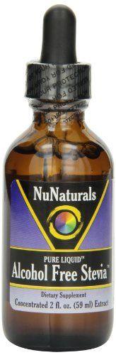 NuNaturals Nustevia Alcohol Free Stevia Glass Bottle Liquid, 2-Ounce Nunaturals,http://www.amazon.com/dp/B0019LTH3U/ref=cm_sw_r_pi_dp_W1y8sb0V29CSS1AT
