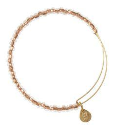 Sand Shimmering Sea Bead Bracelet | Alex and Ani