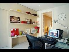 Como decorar o home office escritório em casa