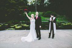 Melissa and Ion at Duke Gardens - Part I Photos by Julian Ribinik Photography