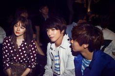 Yoon eun hye and yunho dating