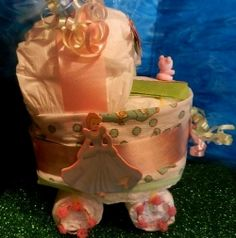 It's time for a baby shower and you want to make something spectacular so you are making a Diaper Cake. This tutorial will show you how to make...