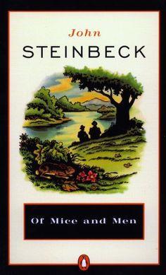 Of Mice and Men von John Steinbeck, http://www.amazon.de/dp/B001BC2ZS6/ref=cm_sw_r_pi_dp_S9vErb01J8Q8K