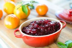 Thanksgiving Dinner: Cranberry Sauce   The Pioneer Woman More