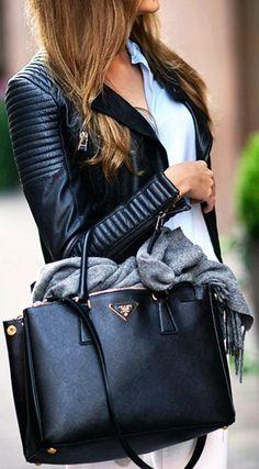 La veste en cuir - 89 idées comment la porter - Archzine.fr. Perfecto Cuir  Femme ... 66a62820a8aa
