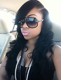 """Affordable luxury 100% virgin hair starting at $55/bundle in the USA. Achieve this look with our luxury line of Brazilian Body Wave hair extensions, available in lengths 12"""" - 28"""". www.vipextensionbar.com email info@vipextensionbar.com"""