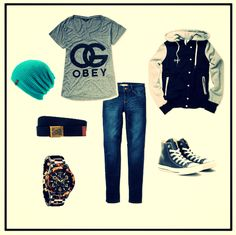 #Varsity Jacket Outfit Inspiration