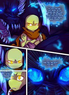 Teenage Mutant Mages Turtles Page 33 by GolzyBlazey.deviantart.com on @DeviantArt