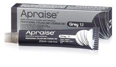 APRAISE APRAISE®  profesionalūs antakių ir blakstienų dažai ,Nr. 1.1, grafito, 20 ml, Antakių blakstienų dažai /grafito spalva.