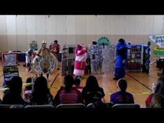 2012 OJR Odyssey of the Mind World Finals - High School - Structure