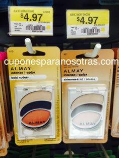 Walmart: Almay Productos comenzando a sólo $0.47   http://www.cuponesparanosotras.com/2014/06/walmart-almay-productos-comenzando-solo.html