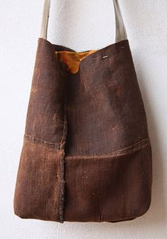 A bag from Sakabukuro in progress…