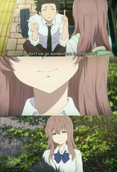 Koe no Katachi / #anime