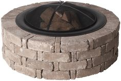 Pavestone Rumblestone™ Fire Pit DIY Instructions