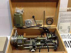 BRAND-NEW-NEVER-USED-UNIMAT-LATHE-EDELSTAAL-metal-watchmaker-gunsmith-jeweler