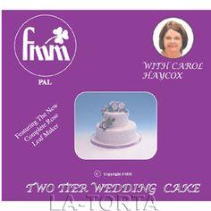 Двухъярусные Свадебные торты от FMM С помощью DVD-диска Двухъярусные свадебные торты Вы сможете создать великолепный свадебный торт. На диске описываются пошаговые инструкции при создании торта.  Характеристики: Длительность - 15-20 минут Ведущая - Керол Хейкокс http://la-torta.ru/product/dvuhjarusnye-svadebnye-torty-fmm http://la-torta.com.ua/index.php?productID=9025