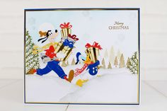 Well here is my first pre order without my friend Patricia. From now on it is just me with a little help from my husband Patrick. Mickey Christmas, Christmas Cards, Tattered Lace Cards, Disney 2017, Disney Cards, Mickey Minnie Mouse, Kids Cards, Merry, Aliexpress Dies