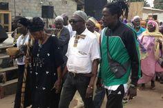 Casamance: Touré kunda, le groupe mythique de la Casamance, une autre surprise du Sindeola Festival.
