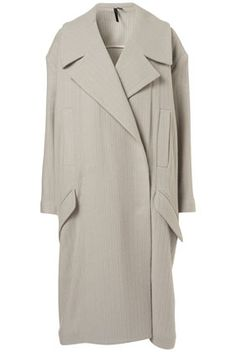 Angle Oversized Coat By Boutique