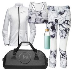 It happens to us all: You have every intention of hitting the gym after work, only to realize you forgot all your gear. We've solved the problem by showing you the fool proof way to pack your gym bag. Sweat on!