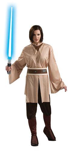 Disfraz chica Star Wars. Jedi