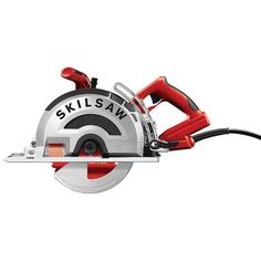 Skilsaw 15 Amp 8 in. Outlaw Worm Drive Saw for