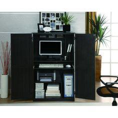 Innovex Computer Armoire Desk